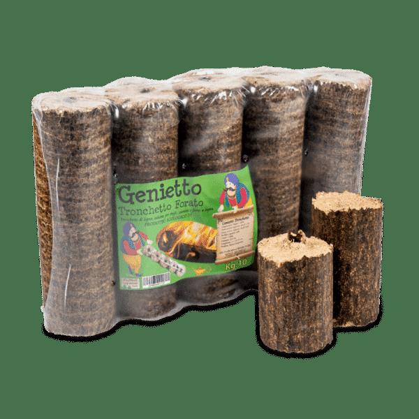 BuffoliLegnami-Prodotti-Briketts-e-Trucioli-Tronchetto-Genietto-10kg